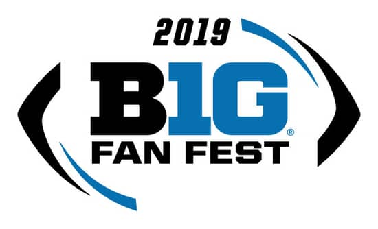 Big Ten Fan Fest presented by Dr Pepper