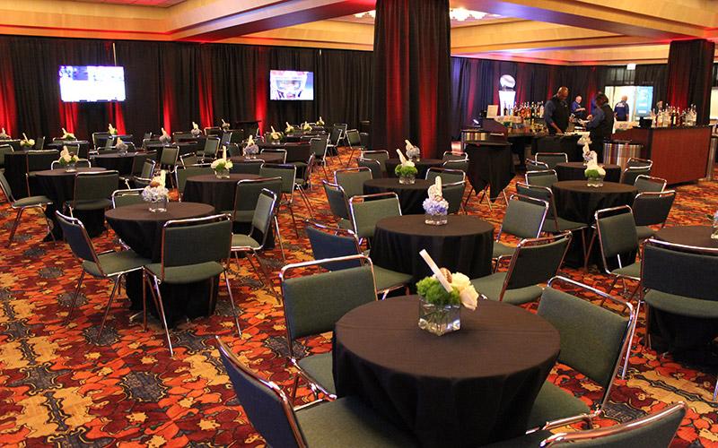 Indiana Convention Center Weddings 500 Ballroom